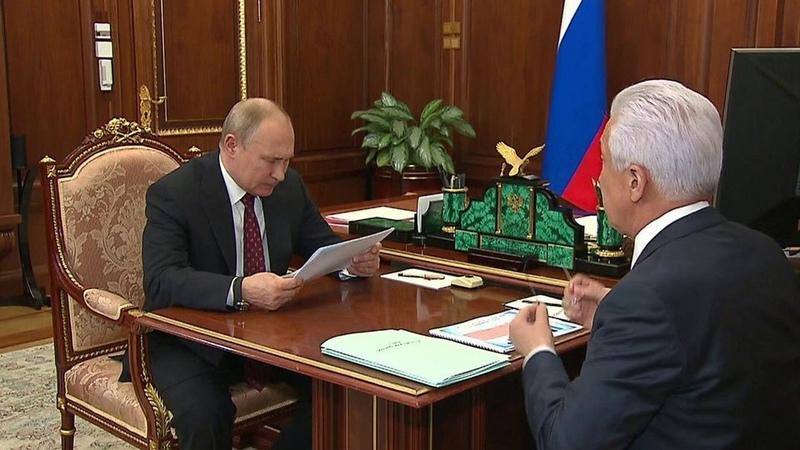 Глава Дагестана доложил президенту оразвитии республики иконтроле загосударственными деньгами. Новости. Первый канал