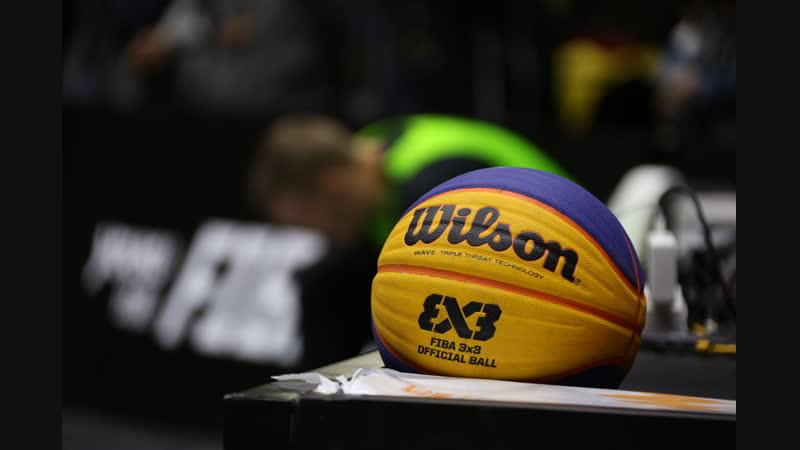 Чемпионат России по баскетболу 3х3, 4й этап, Спб