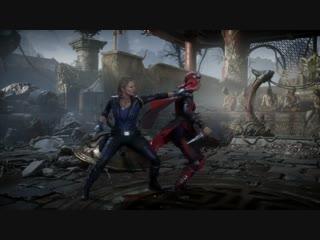 Mortal Kombat 11 - Соня Блэйд (Трейлер)