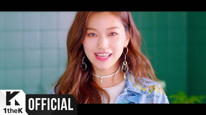 WJMK (Seola Luda из Cosmic Girls и Doyeon Yoojung из Weki Meki) - Strong