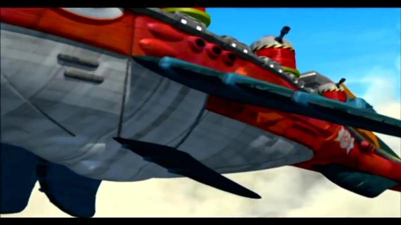 Sonic Heroes Trailer