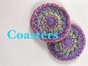 Ophelia Talks about Colourful Coasters