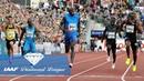 The 8 Fastest Ever Men to Run a Diamond League 100m IAAF Diamond League