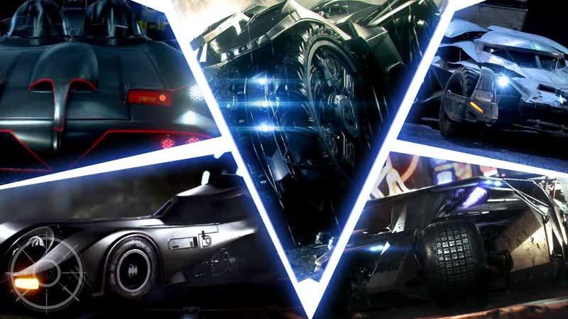 BATMOBILE STREET RACE- Cross Over Combat- Episode 5