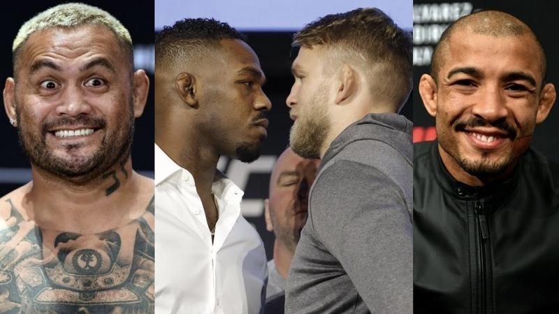 Самый большой гонорар UFC FN 142, Джонс о реванше с Густафссоном, следующий соперник Жозе Альдо