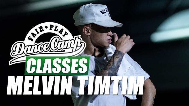 ★ Melvin Timtim ★ Now ★ Fair Play Dance Camp 2018 ★ | Danceproject.info