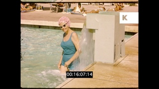 Summer Holiday in Cap Ferrat, 1960s France Home Movies, HD