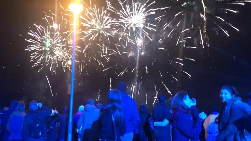 Церемония закрытия VIII Московского международного фестиваля Круг света 🎆😍