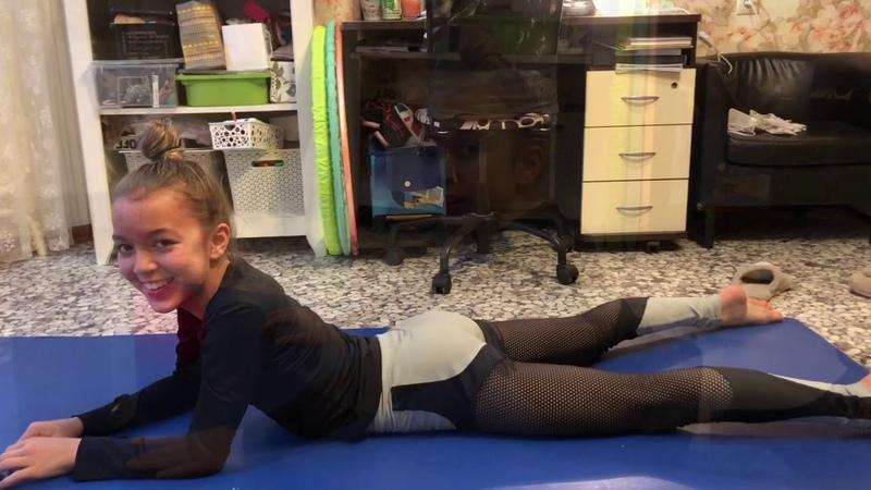 Подъём разгибом Flexibility