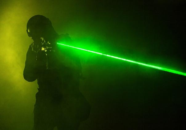 Пентагон разрабатывает новый вид лазерной технологии передачи звуковых команд