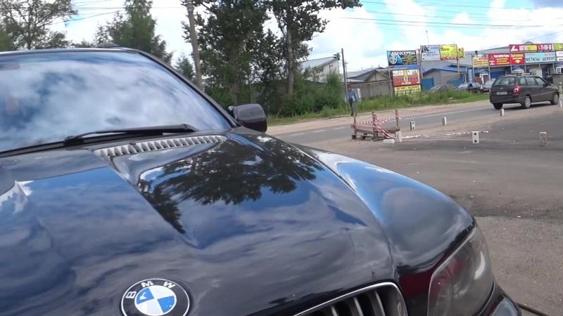 BMW X5 E53 4.8iS for wheels ADV1 R22