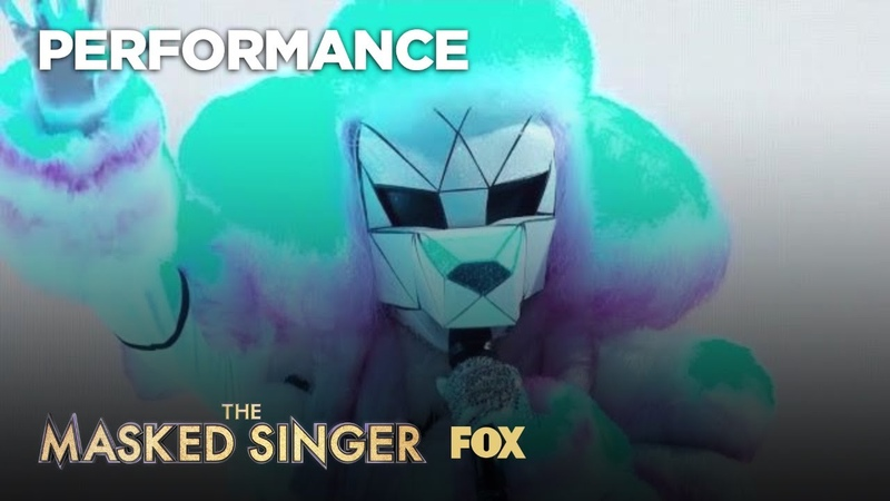 9 янв 2019 г The Poodle Performs Heartbreaker Season 1 Ep 2 THE MASKED SINGER