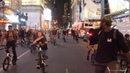Insane NYC BMX Jam! (Chased by Cops)