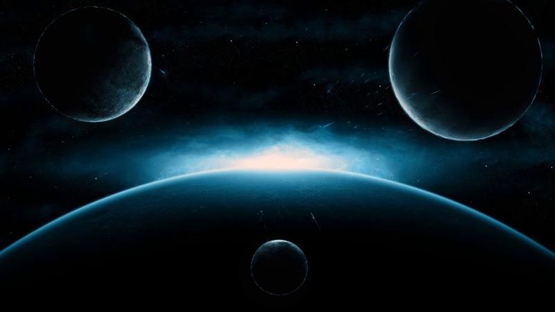 Digital Planets (animated wallpaper)