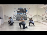 Hip-hop choreo by Anton | Too Player | Just Move