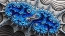 Sapphires - Mandelbrot Fractal Zoom (8k 60fps)