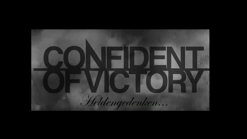 Confident of Victory - Falken von Halbe [Demo] (2018)