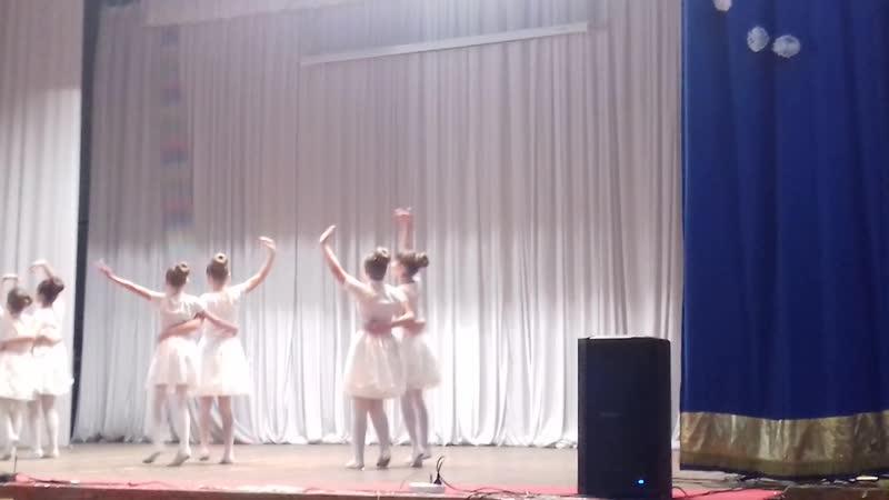 Районный форум Умы и таланты земли Похвистневской танец Снится сон
