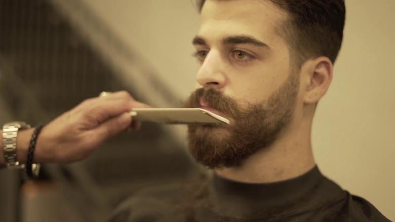 Executive contour haircut, a reuzelSchorem classic