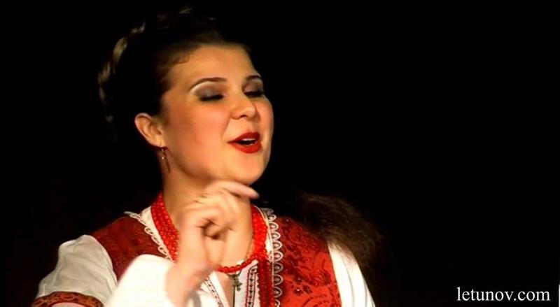 В тихую, лунную ночку . Исп. Татьяна Руденко, концертмейстер Александр Летунов.