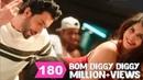 Bom Diggy Diggy Video Song Lyric Video Zack Knight Jasmin Walia Sonu Ke Titu Ki Sweety