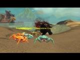 WoW: баг с анимацей боя у друида