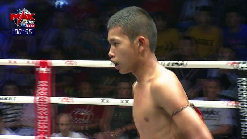 กระแทกเป้า ช็อตเด็ด มวยมันส์ l THE GLOBAL FIGHT MAX Muay Thai
