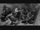 Ад для героев (1962) Штурм американцами немецкого ДОТа на линии Зигфрида