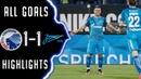 Koebenhavn Zenit 1-1 Highlights Goals - Resumen Goles - Sintesi Gol