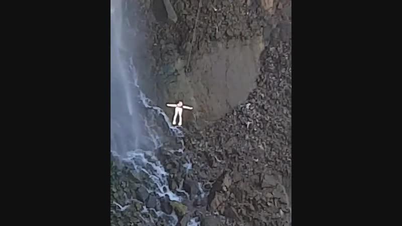 Дагестан водопад Тобот