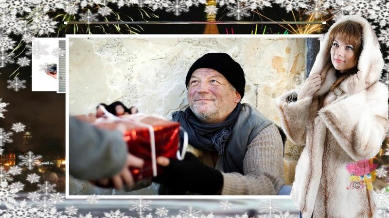 Зерно добра Смотреть всем в сочельник и на Рождество... Музыка и вокал Светланы Потеры