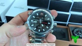 Мужские часы Naviforce - мужские наручные часы naviforce blue обзор, настройка, цена, купить.
