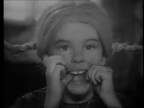 Ингер Нильссон кинопробы Пеппи 1968