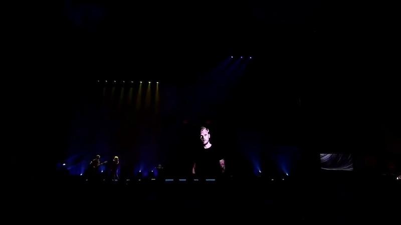 "Zara performing Avicii's Hit song ""Wake me up"" in his tribute"