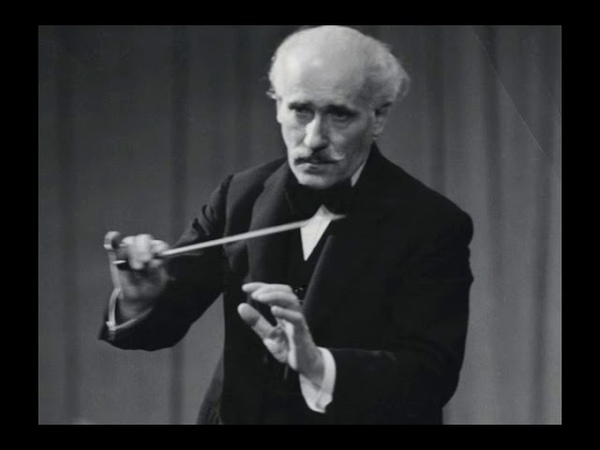Toscanini: his last (Wagner) concert (1954) stereo, repaired
