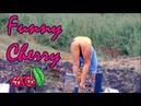 ЖАРА В ДЕРЕВНЕ 💓 18 ПРИКОЛЫ ОТ ВИШНИ short funny приколы веселые видео