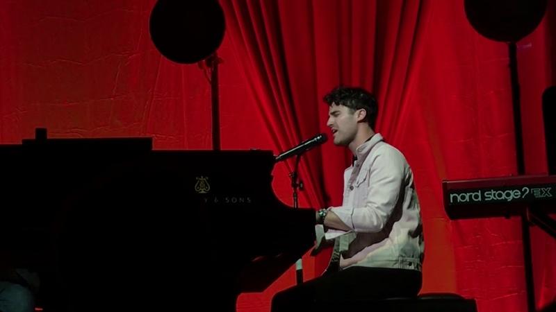 Teenage Dream - Darren Criss - LMDC Tour - San Francisco