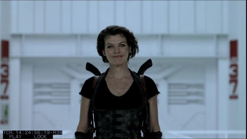 Resident Evil Afterlife - Bloopers