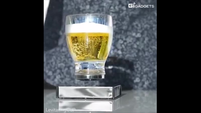 Ideas for stpatricksday 2019 These gadgets could help your beer habit go smoother. Meet the Fizzics device, the levitating cu