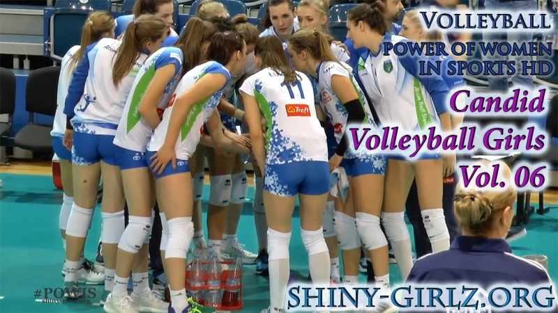 Beauty in Sports Volleyball Vol. 06