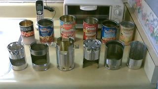 Homemade DIY Hobostoves! - Simple Steel Can Cookstoves - w/full instructions (7 complete builds)