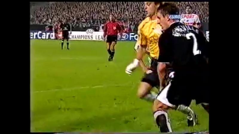 132 CL-2003/2004 VfB Stuttgart - Manchester United 2:1 (01.10.2003) HL