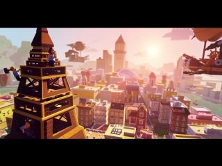 LEGO Cube - Трейлер