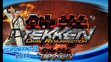 Tekken 5 Dark Resurrection-Baek (PSP)