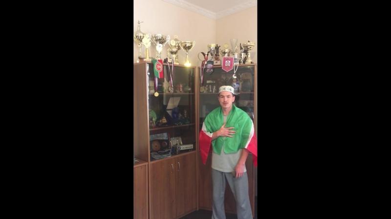 Имиль Иксанов, чемпион мира и Европы по боксу. TatarlarBest