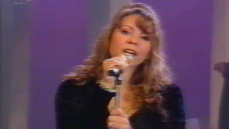 Mariah Carey - Anytime You Need a Friend Endless Love (Live Wetten Dass 1994 Germany)