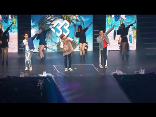 [FANCAM] 08.09.2018: Rap Line BTOB (Минхёк, Пыниэль, Ильхун) - IceBreaker @ 2018 BTOB TIME -THIS IS US- in Taiwan
