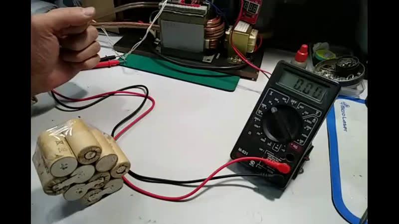 NiCd аккумуляторы не восстанавливаются .Запинг не работает на долго.