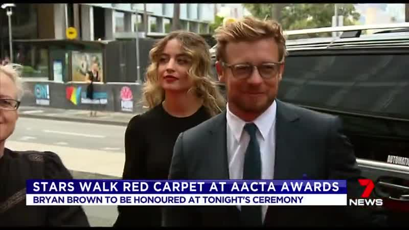 Red carpet rolled out for AACTA Awards | 7 News Sydney