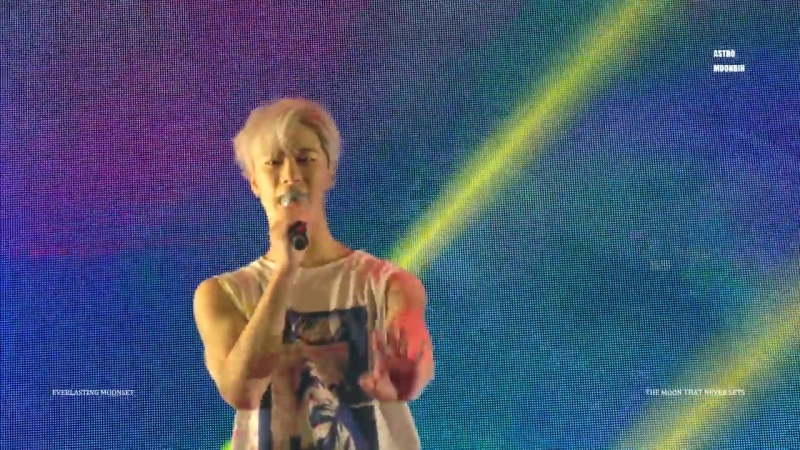 [01.08.2018] ASTRO (Moonbin Focus) - Real Love @ ASTROAD II in Japan (in Nagoya)